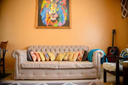 Kana-Charis Pridelands Home