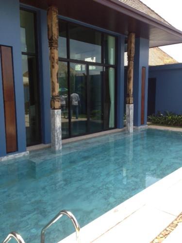 Family pool villa Family pool villa