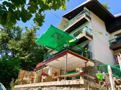 . Ski Hut Gorica Mavrovo