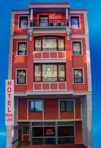 Istanbul Hotel Real Life online reservation