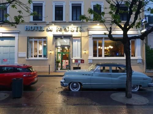 Grand Hotel De La Poste Lyon Sud Vienne Hôtel 47