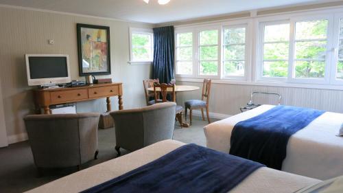 Cheltenham House - Accommodation - Hanmer Springs
