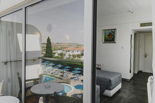 Superior Double Room - Pool View with Balcony