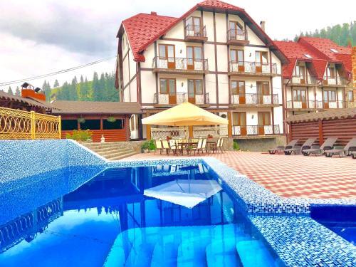Villa Nikoletta - Hotel - Bukovel