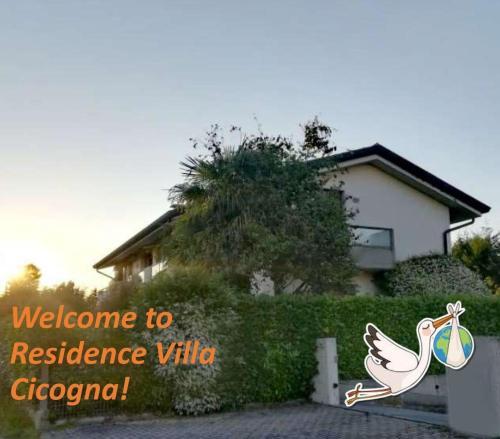 Residence Villa Cicogna - Hotel - Casale sul Sile