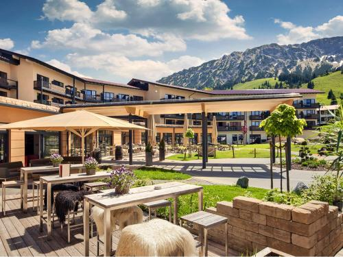 Panoramahotel Oberjoch - Hotel - Oberjoch-Hindelang