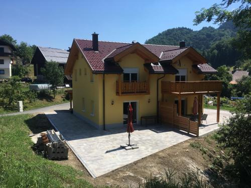 KWO-villa 46-OK The Comfort Zone - Hotel - Arnoldstein