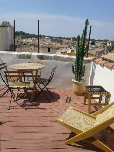 Appartement avec terrasse panoramique au coeur de Nîmes - Location saisonnière - Nîmes