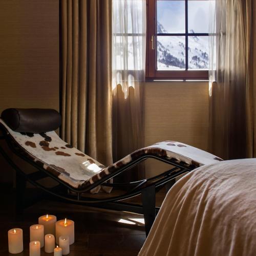 Habitación Doble Romántica Grau Roig Andorra Boutique Hotel & Spa 3