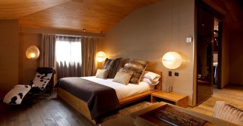 Habitación Doble Romántica Grau Roig Andorra Boutique Hotel & Spa 2