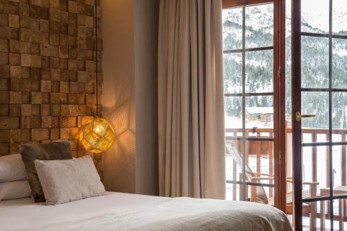 Superior Double Room Grau Roig Andorra Boutique Hotel & Spa 1