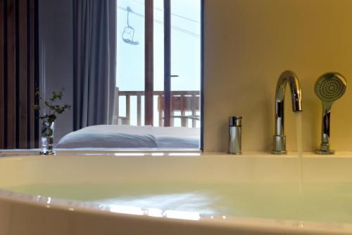 Habitación Doble Superior Grau Roig Andorra Boutique Hotel & Spa 5