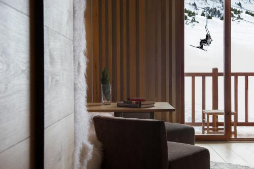 Superior Double Room Grau Roig Andorra Boutique Hotel & Spa 4
