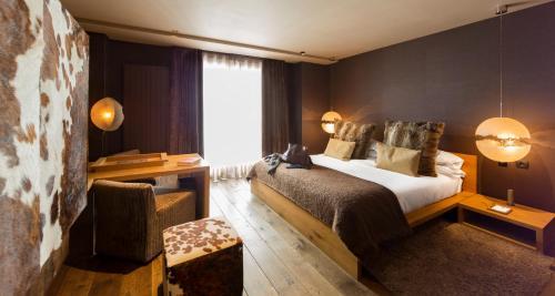 Habitación Doble Superior Grau Roig Andorra Boutique Hotel & Spa 2