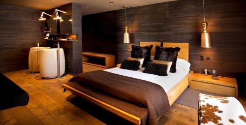 Suite Deluxe Grau Roig Andorra Boutique Hotel & Spa 1