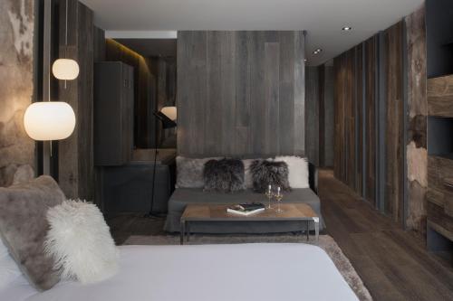 Superior Familienzimmer Grau Roig Andorra Boutique Hotel & Spa 4