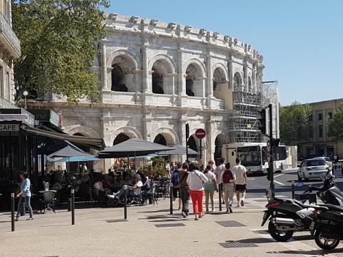 Dolce NÎMES CENTRE - Location saisonnière - Nîmes