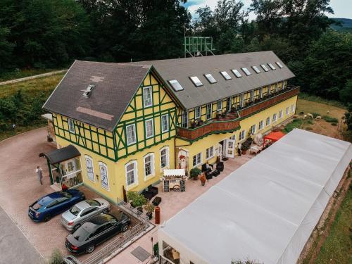 . Hotel Restaurant 7 Berge am Schlehberg