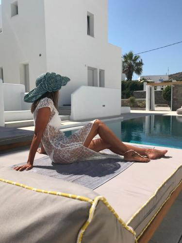 . Quartano Luxury Cycladic Residence, Adults Only (13+)