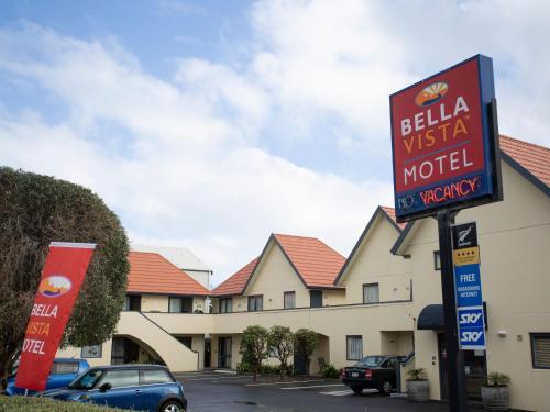 Hotel Bella Vista Motel New Plymouth