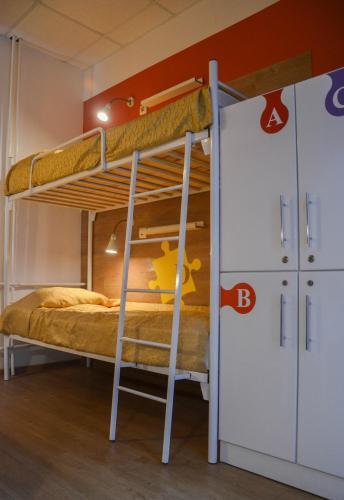 Puzzle Hostel, Tomskiy rayon