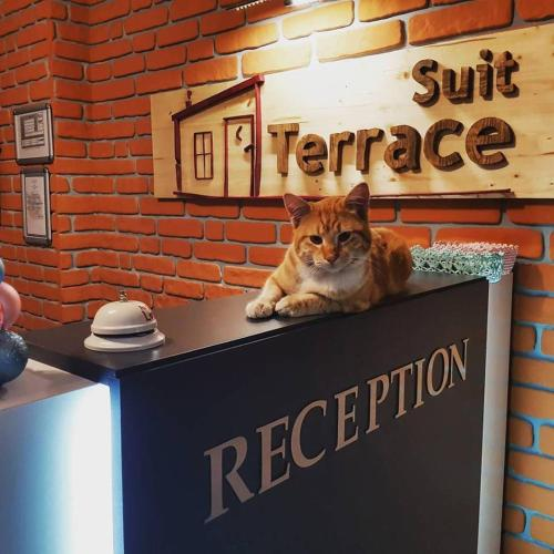 Terrace Suites Otel, Merkez
