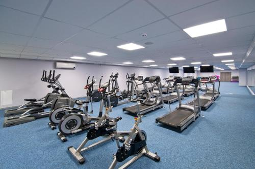 Globus Group Fitness Hotel, Lipetsk