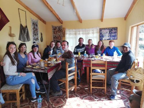 . Hostal palacio del inca