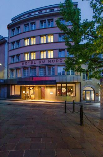 Hotel Du Nord - Aigle