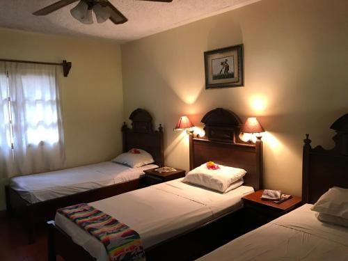Hotel Madrugada Copan 部屋の写真