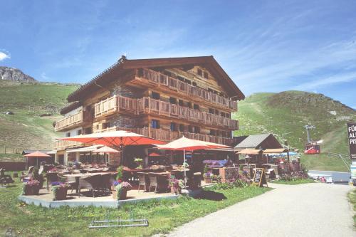 Hotel Alpina Fiesch