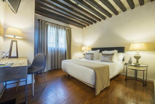 Habitación Individual Abad Toledo 4