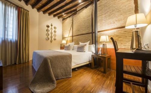 Doppel- oder Zweibettzimmer Abad Toledo 2
