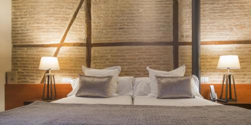 Doppel- oder Zweibettzimmer Abad Toledo 5