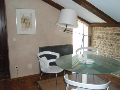 Familienzimmer mit Terrasse Posada Real de Las Misas 2