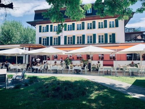 Hotel La Prairie - Yverdon-les-Bains