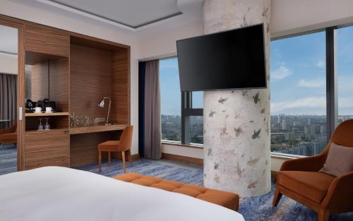 Radisson Blu Olympiyskiy Hotel - image 11