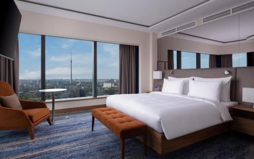 Radisson Blu Olympiyskiy Hotel - image 9
