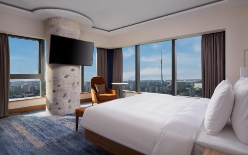 Radisson Blu Olympiyskiy Hotel - image 10