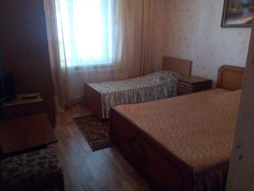 Accommodation in Tretiy Kilometr