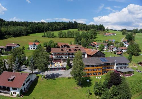 . Das Fritz Hotel der Bäume