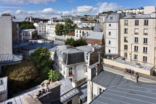 Hôtel des Arts Montmartre photo 17