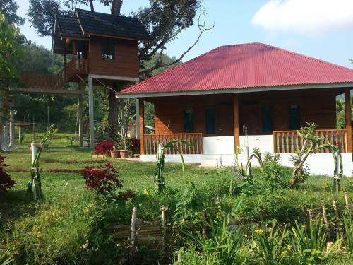 CIFA GARDEN HOUSE, Lima Puluh Kota