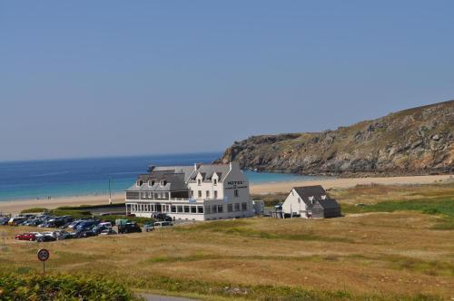 . Hôtel de la Baie des Trépassés