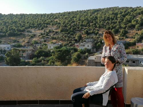 . Ajloun Mihna guest house