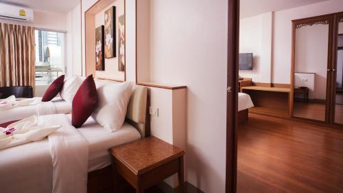 Kc Place Hotel Pratunam photo 50