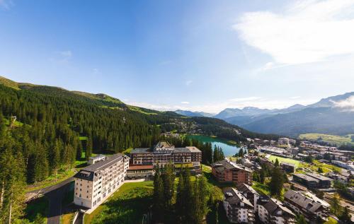 Waldhotel Arosa - Hotel