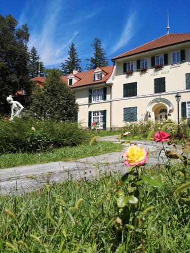 Apartment Oranžno Poletje Vila Golf