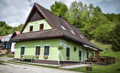 Accommodation in Liptovské Ján