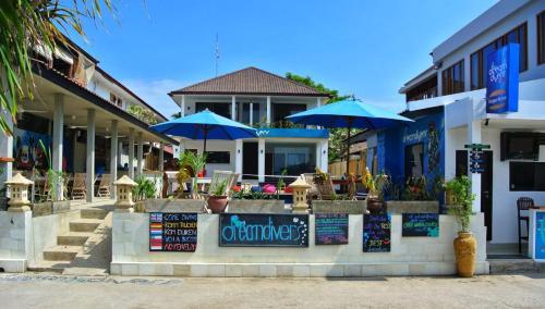 Dream Divers Resort Lombok